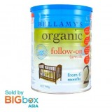 Bellamy's Follow-On Formula (Step 2) 900g - Australia