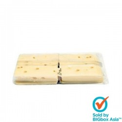 Food for Friends Natural Cheese Sliced Provolone 0.681kg