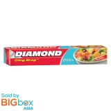 Diamond Cling Wrap 60m/ 200ft
