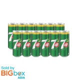 7UP Can 320ml x 12