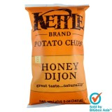 Kettle Potato Chips 142g - Honey Dijon