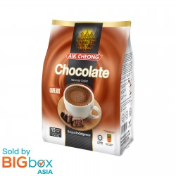 AIK CHEONG Cafe Art 3in1 600g (40g x 15 sachets) - Chocolate
