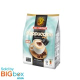 AIK CHEONG Cafe Art 3in1 300g (25g x 12 sachets) - Cappuccino with Choco Granule