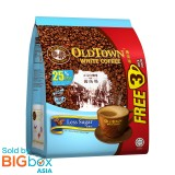 OLDTOWN White Coffee 3in1 630g (15 + 3 sachets FOC) - Less Sugar