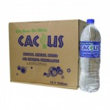 Cactus Natural Mineral Water 12 x 1.5L
