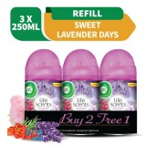 Air Wick Refill 2+1 Sweet Lavender Days