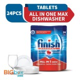 Finish Power Ball Dishwasher Cleaning Tablets 24 pieces - All-in-1 Max
