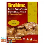Brahim's Ready To Eat Meals 180g - Beef Curry with Potatoes