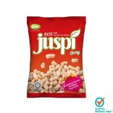 Juspi 100% Pure Yellow Pea Snack 50g - Curry