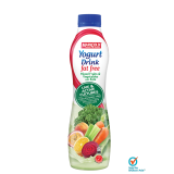 Marigold Fat Free Yogurt Drink 700g - Mixed Fruits & Vegetable with Kale