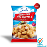 Subi Southern Fried Fish Cocktail 300g