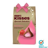 Hershey's Kisses Special Selection 135g - Strawberry Box