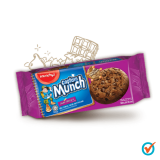 Munchy's Captain Munch Cookies 180g - Double Chocolate
