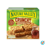 Nature Valley Crunchy 252g  - Canadian Maple Syrup