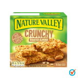 Nature Valley Crunchy 252g  - Roasted Almond