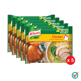 Knorr Instant Soup Noodle 75g x 5 - Chicken
