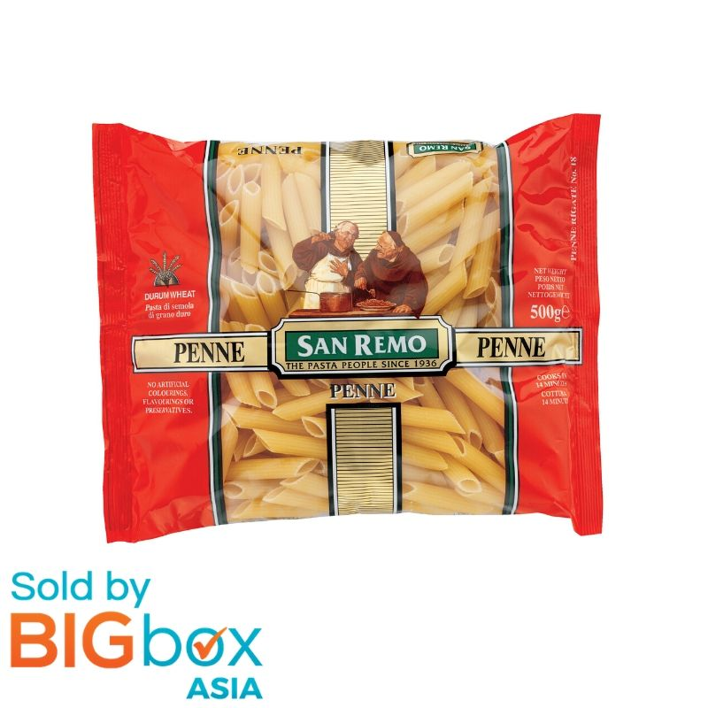 San Remo 500g - Penne
