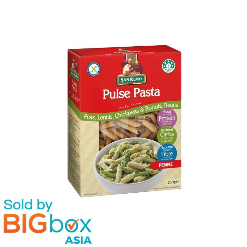 San Remo Pulse Pasta 250g - Penne