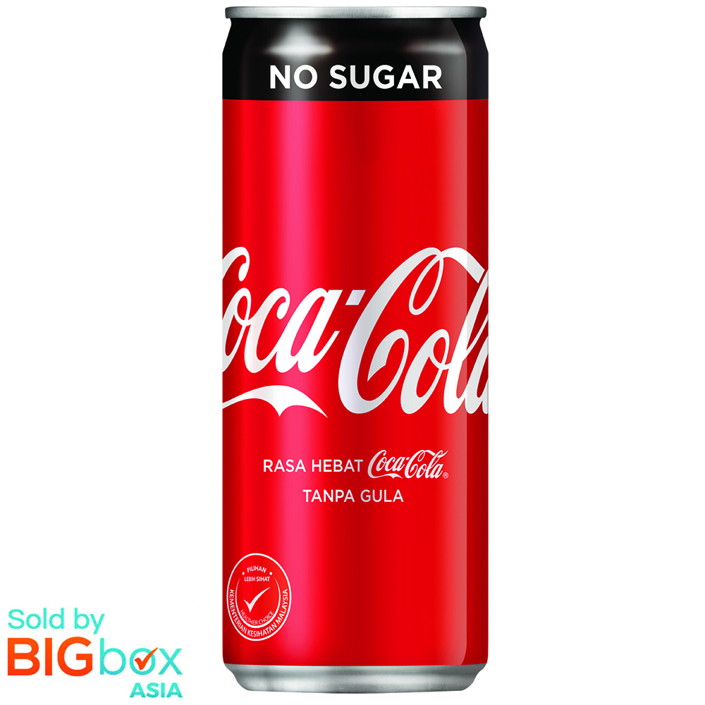 Coca-Cola no Calorie 320ml