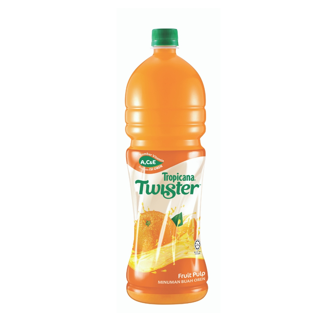 Tropicana Twister Orange PET 1.5L