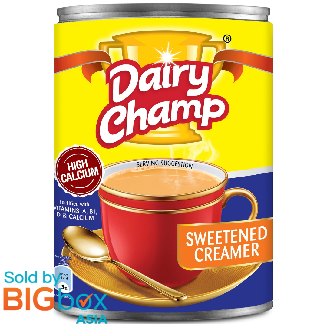 Dairy Champ Sweeted Creamer 500g