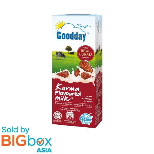 Goodday UHT Milk 200ml - Kurma